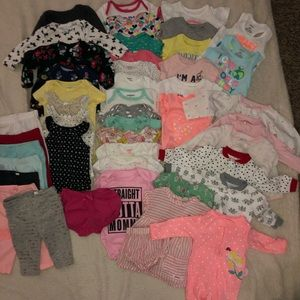 Other - 3 month baby clothes lot
